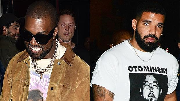 Drake Seemingly Disses Kanye West In New Song With Trippie Redd: Youre Burnt Out  Listen