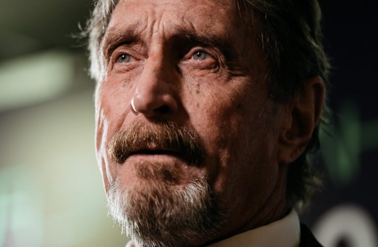Inside The Bizarre Rise And Fall Of John McAfee