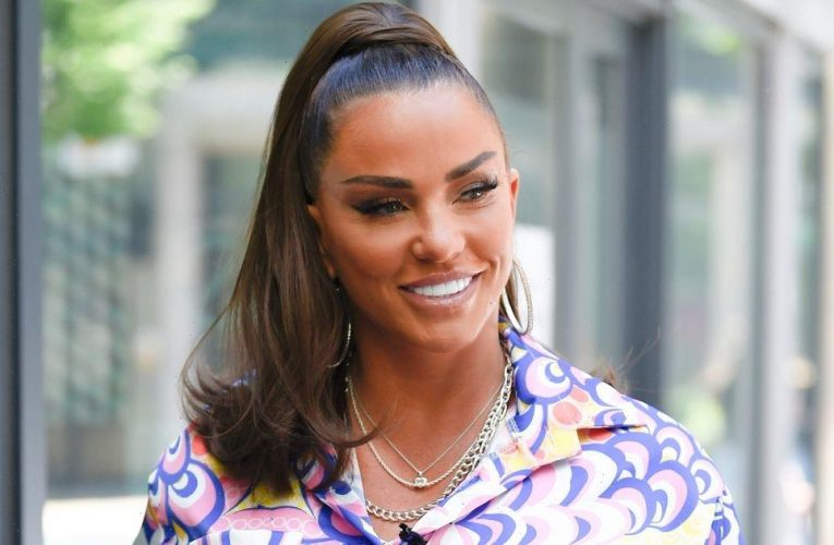 Katie Price sets sights on Olympic gold glory as she reveals plans to compete in 2024 games