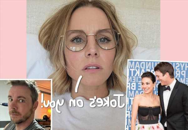 Kristen Bell Insists Bath Comments Were A Misunderstood 'Joke'