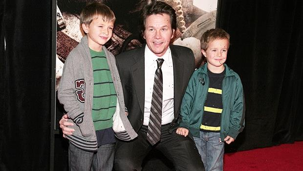 Mark Wahlberg Takes Lookalike Son Brendan, 12, On His First Driving Lesson  Watch