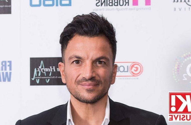 Peter Andre opens up on fears of catching Covid-19 amidst easing restrictions
