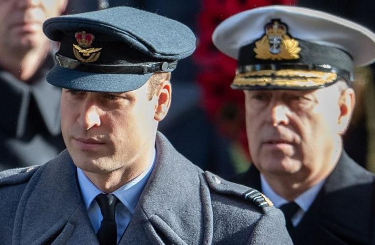 Prince William 'increasingly concerned' and 'exasperated' amid Prince Andrew's Epstein scandal, source claims