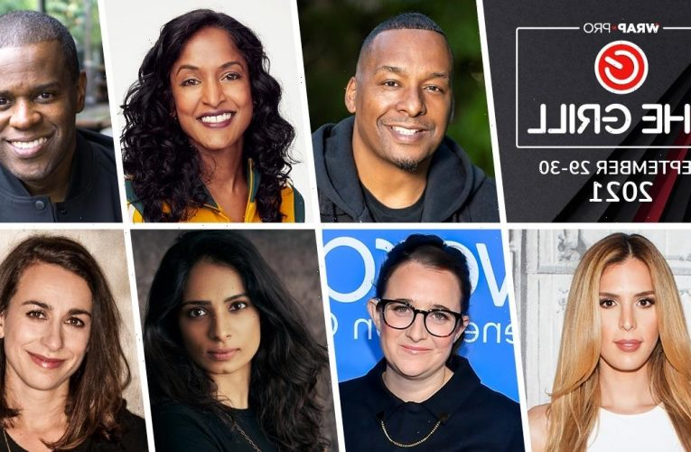 Producers and Showrunners of 'Black-Ish,' 'Hacks' and 'The L Word: Generation Q' Join TheGrill 2021