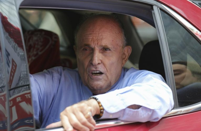 Rudy Giuliani is more than willing to go to jail if they want to put me in jail