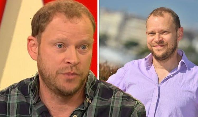 They switched me off Robert Webb recalls health scare when rushed to open-heart surgery