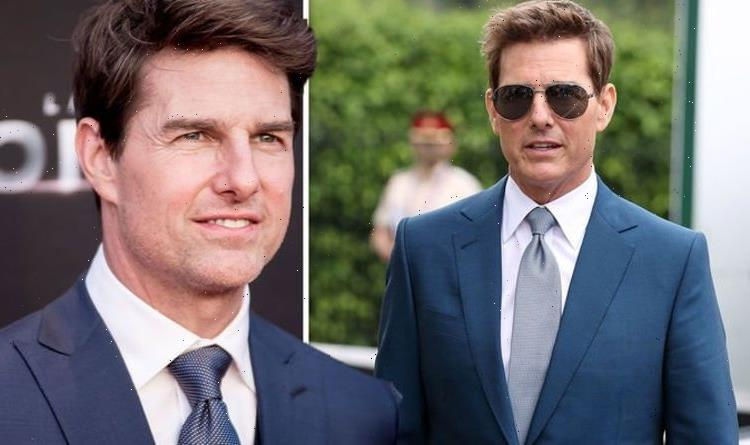 Tom Cruise hopping mad as £100,000 BMW containing his luggage gets stolen in Birmingham