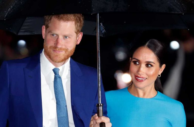 """Update: Meghan and Harry Could Christen Lilibet in California to Avoid """"Controversy"""""""