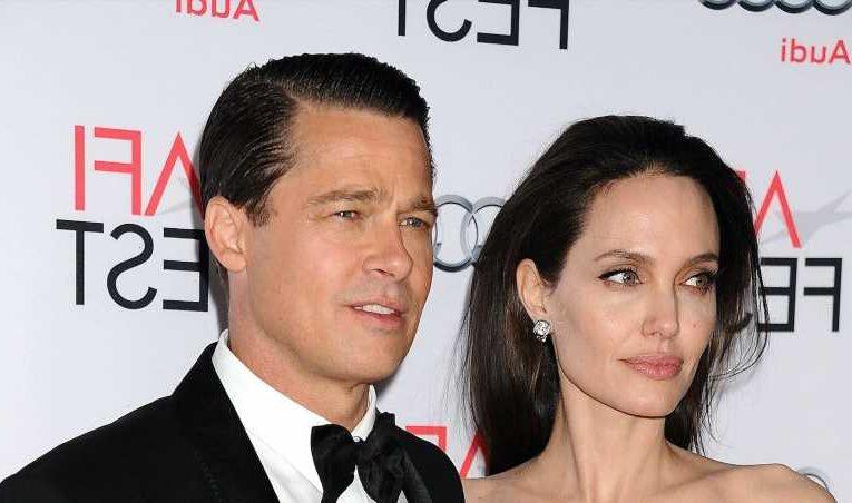 """Angelina Jolie Says """"It Hurt"""" When Brad Pitt Worked with Harvey Weinstein"""