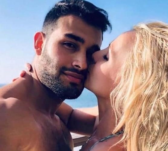 Britney Spears: Chill Out! Im Gonna Make Sam Asghari Sign a Prenup!