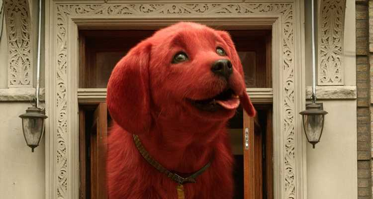 Clifford The Big Red Dog Gets New Theatrical & Paramount+ Premiere Date!