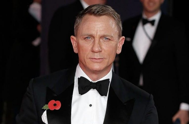 Daniel Craig is a real-life James Bond as he's named honorary member of Royal Navy