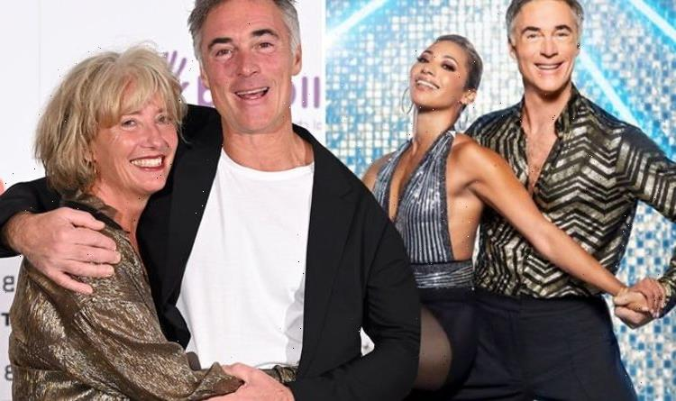 Emma Thompson quips she gave Greg Wise condoms ahead of Strictly as she talks curse