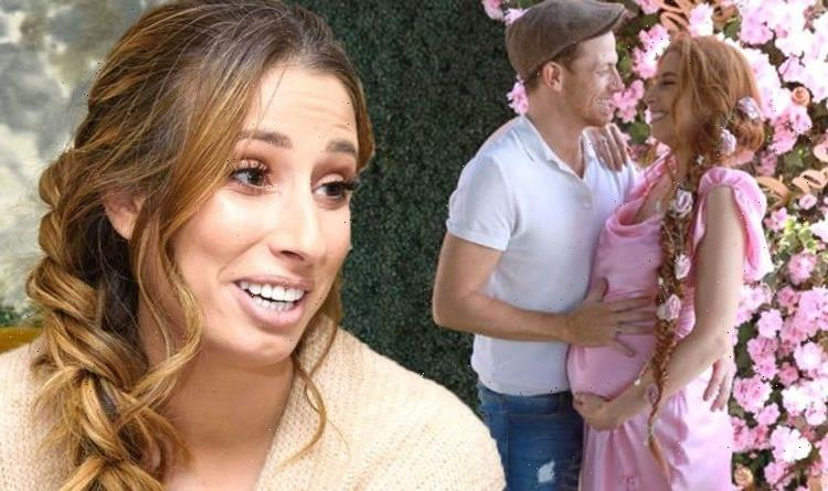 Is this a secret wedding? Pregnant Stacey Solomons loved ones questioned house invite