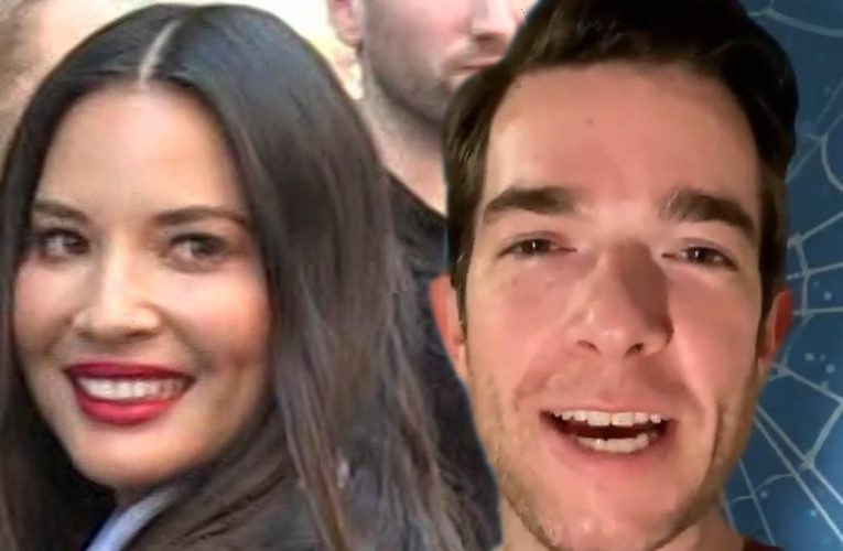 John Mulaney Announces He and Olivia Munn Expecting First Child Together