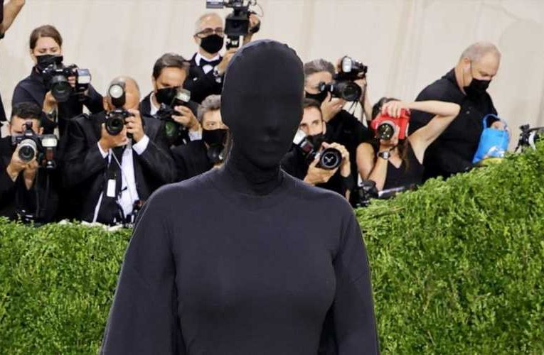 Kim Kardashian Shared Exactly How Her Met Gala Outfit Fit the Night's Theme