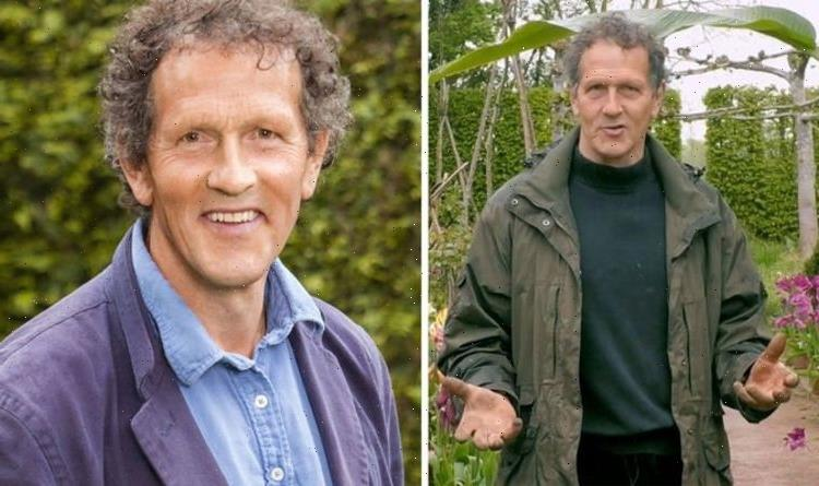 Monty Don welcomes change as he admits unglamorous aspect of filming Chelsea Flower Show