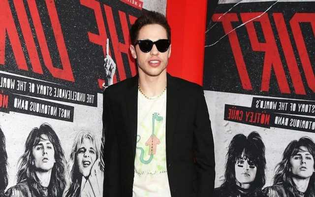 Pete Davidson: Met Gala Dress Made It Easy for Him to Pee