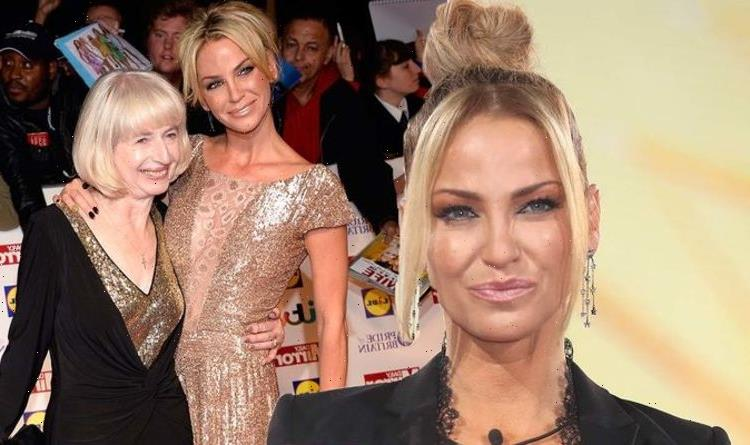 Sarah Harding felt 'comforted' by idea she would 'probably leave this world' before mum