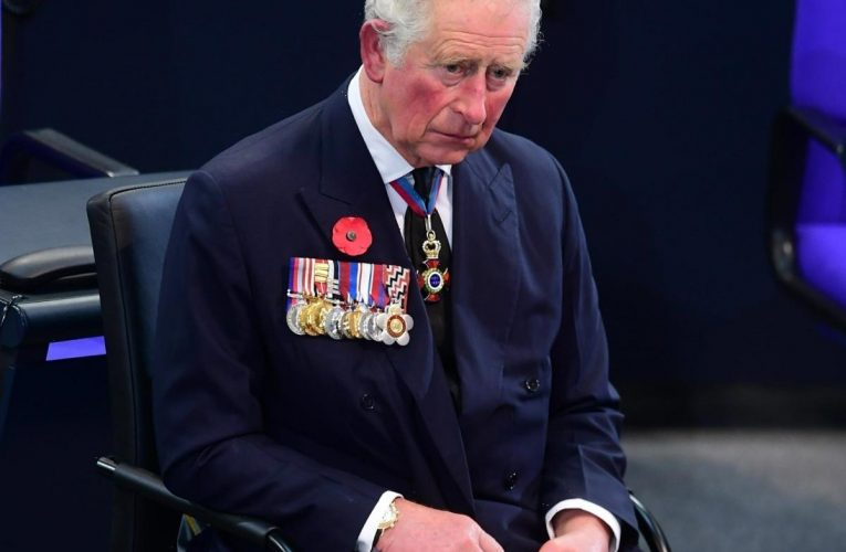 Two executives with Prince Charles foundation stepped down this week