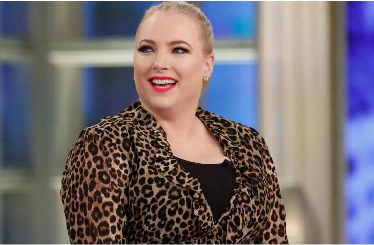 'The View': Meghan McCain Feared Being Fired and Kept Only One Pair of Shoes in Her Dressing Room 'To Get Out Quickly'