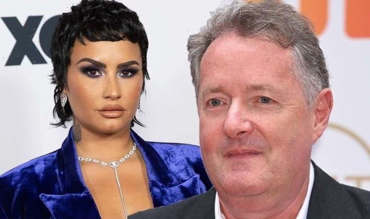 Demi Lovatos claim that the term alien is offensive to ETs sparks fury from Piers Morgan