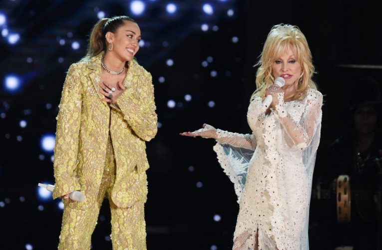 Dolly Parton Used This Outdated Item to Communicate with Miley Cyrus