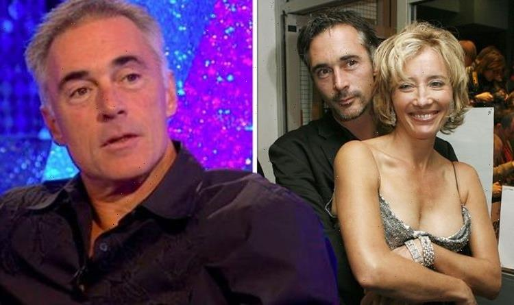 Greg Wise 'picked up the pieces' after Emma Thompson's 'painful' Kenneth Branagh split