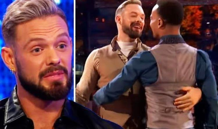 John Whaite thanks school bully for mocking jibe after using it as fuel in Strictly