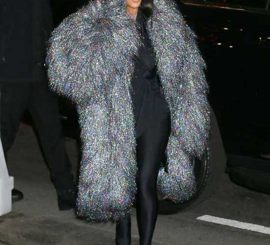 Kanye West is secretly helping Kim Kardashian as she prepares to host SNL