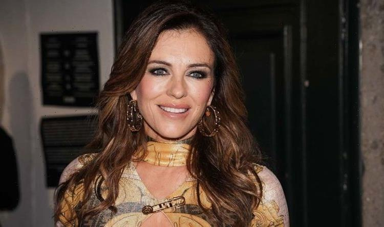 Liz Hurley spent years as a scared recluse after her son was born