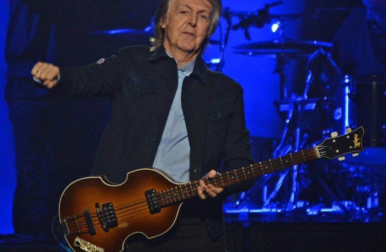 Paul McCartney: The Rolling Stones are little more than a blues cover band