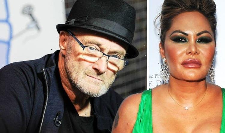 Phil Collins to be questioned under oath over ex wifes claims he didnt shower for a year