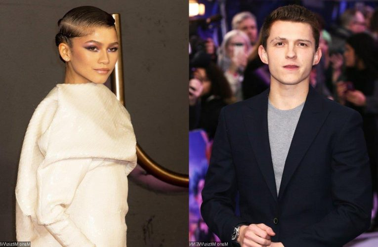 Tom Holland Gives Sweet Shout-Out to Zendaya Ahead of Dune Premiere