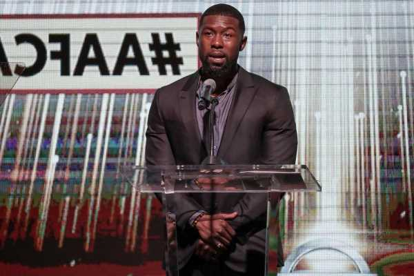 Trevante Rhodes Used His Gay Best Friend for Inspiration in 'Moonlight'