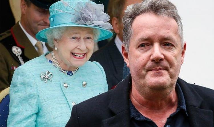Well said! Piers Morgan weighs in as the Queen turns down Oldie of the Year award