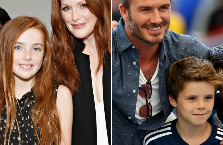 You probably remember these celebrities kids as little boys and girls, but …