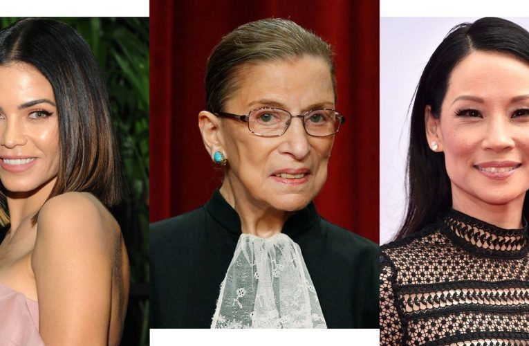 But the Notorious RBG, Jenna, and Lucy are far from the only …