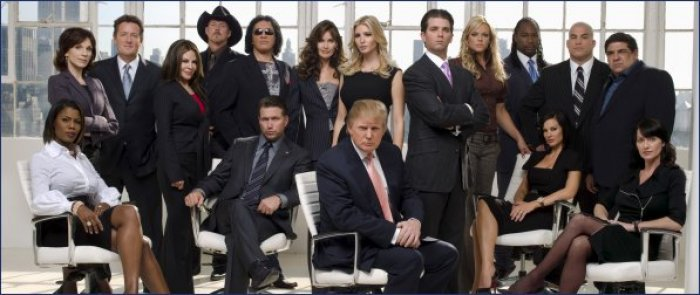Celebrities on celebrity apprentice