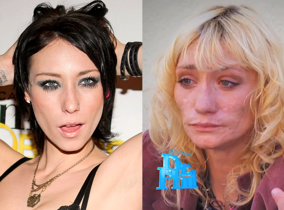Celebrities on meth
