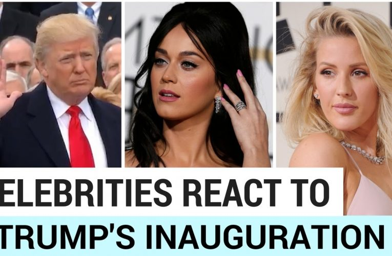 Left-leaning celebrities took to Twitter to voice their …