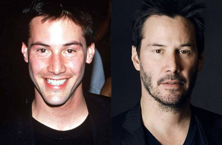 Celebrities that dont age keanu reeves