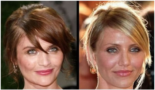 Celebrities that look like each other