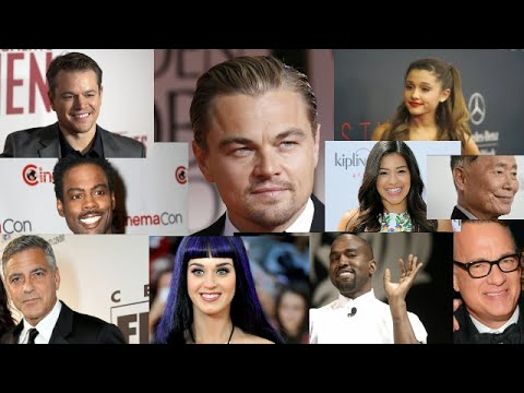 Celebrities that support hillary clinton