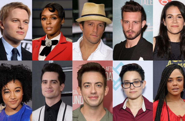 Celebrities who came out in 2018