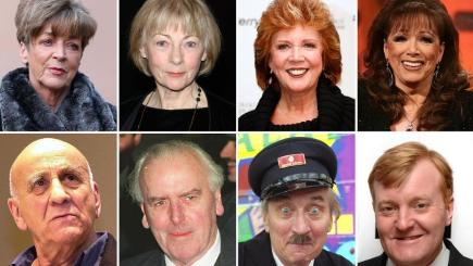 Celebrities who died in 2015