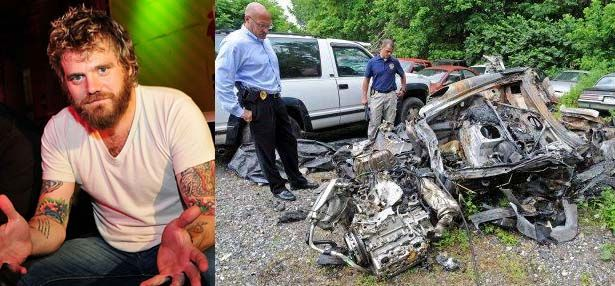Celebrities who died in car crashes