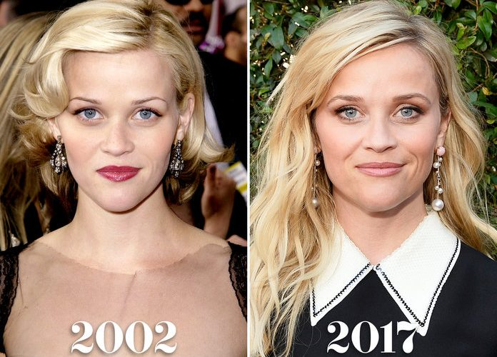 Some celebrities havent aged over the past 20 years…