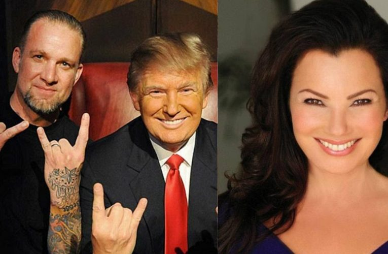 Celebrities who support trump