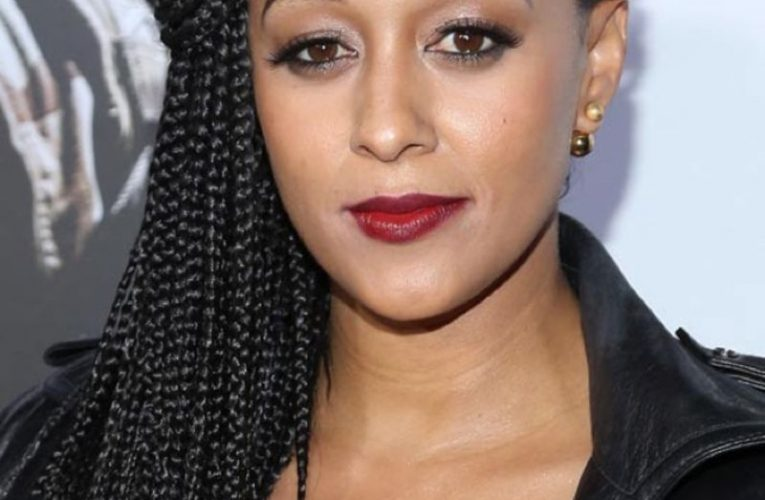 Celebrities with box braids